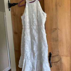 NWT White Dress